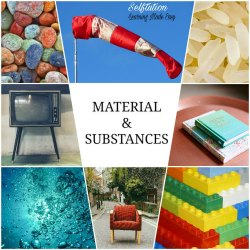 Selftution Material & Substances
