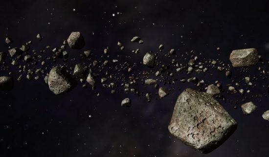 Selftution Asteroid Belt