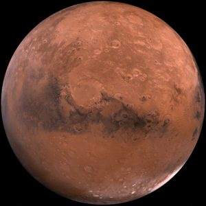 Selftution Mars - The red planet