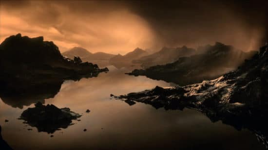 Titan's Surface