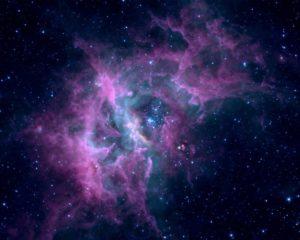 Selftution Cloud of Plasma