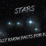 Stars facts for kids